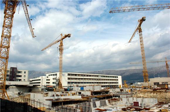 U Zagrebu Prošle Godine Izdano 16 Posto Više Građevinskih