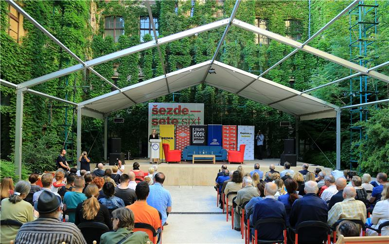 U Zagrebu Otvoren 4. Zagreb Book Festival